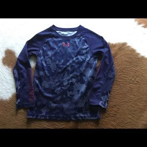 Under Armour Boys Pullover, Size YS
